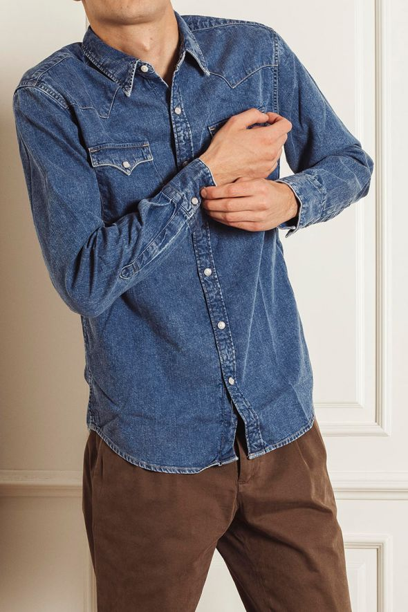 LEVI'S Camicia WESTERN BARSTOW STANDARD