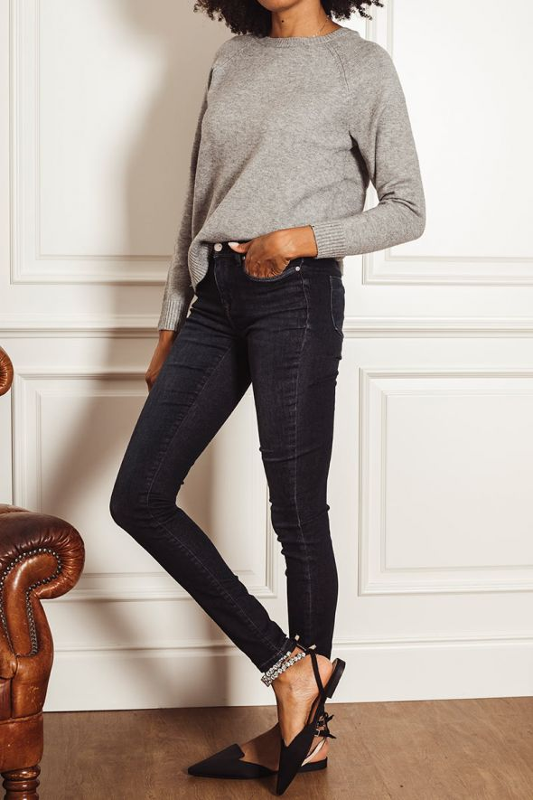 Only Jeans skinny fit nero