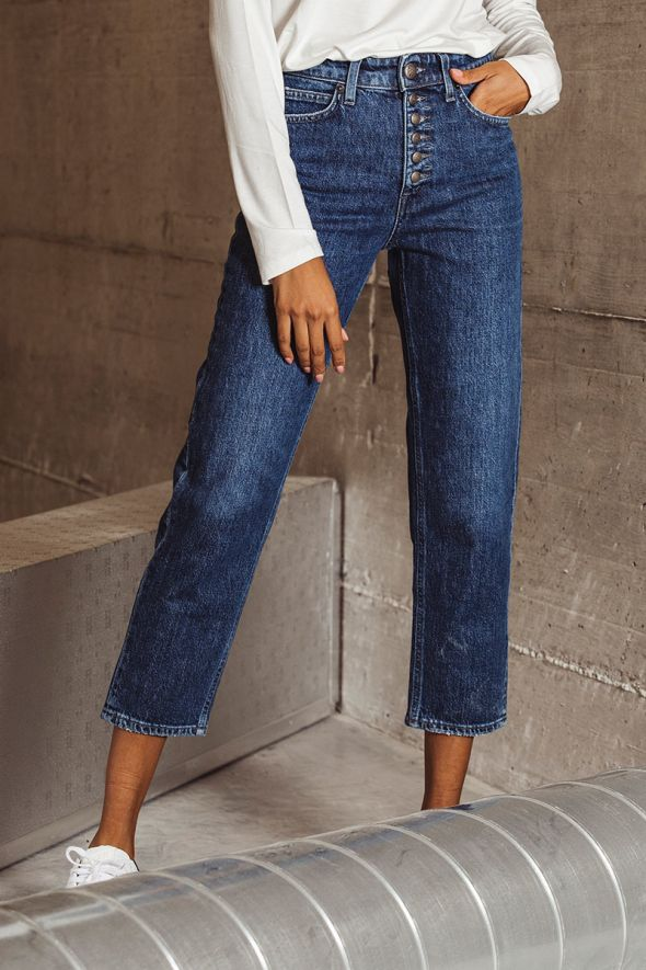 Roy Roger's Jeans goldie re-issue in denim true used
