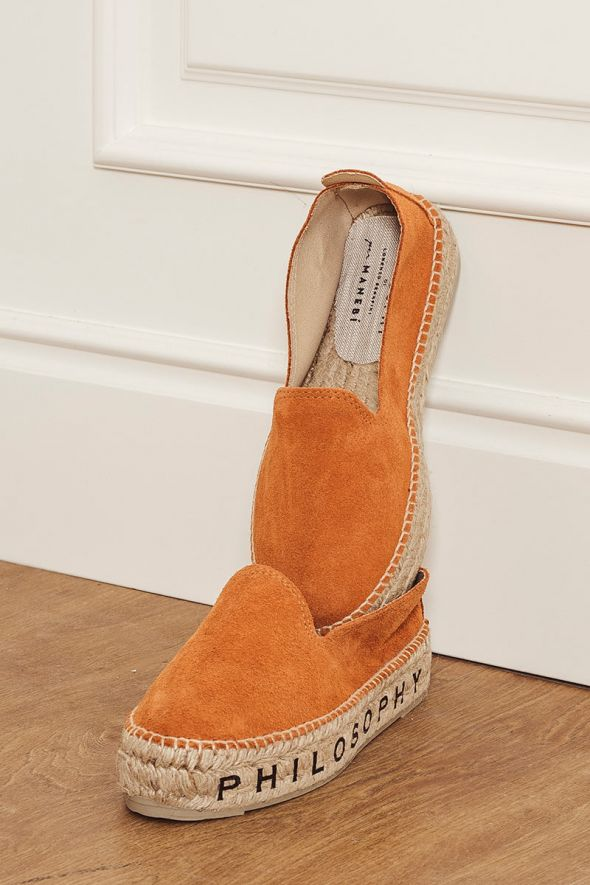 MANEBI' Espadrilles Hamptons Philosophy x Manebì