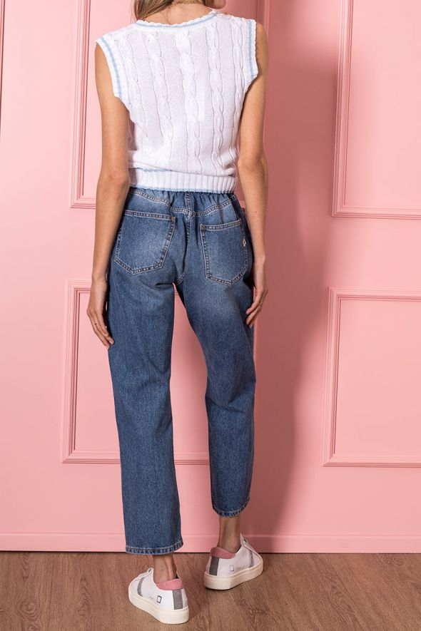 MARYLEY Jeans paperbag