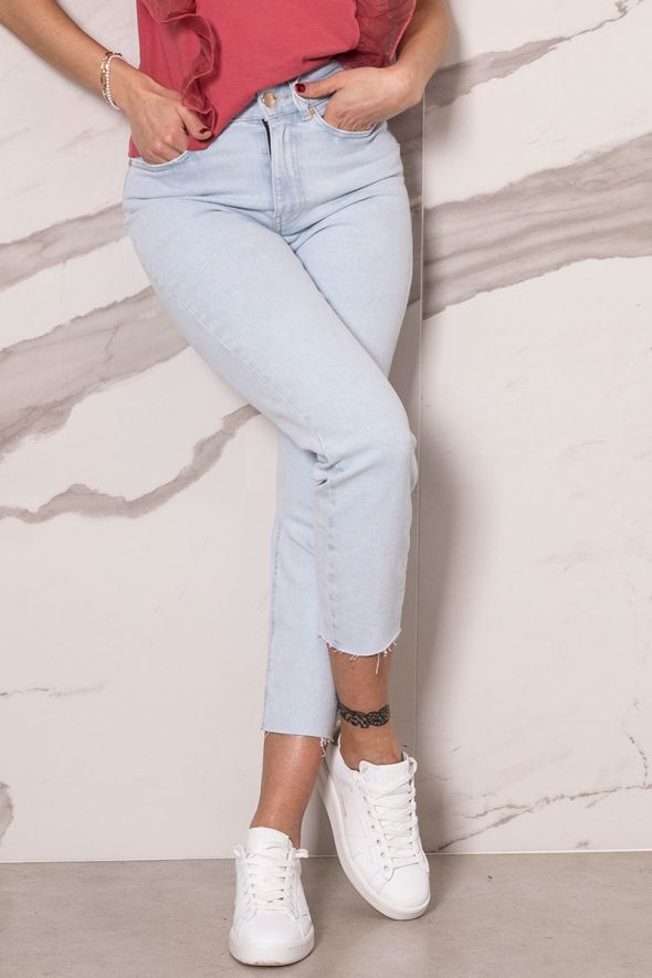 Only jeans cropped straight fit