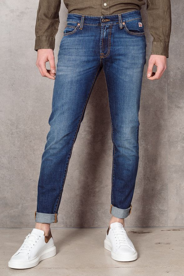 ROY ROGER'S Jeans slim fit 517 CARLIN