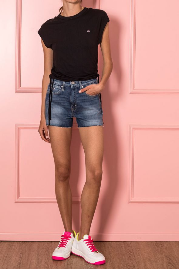 Tommy Hilfiger Short relaxed fit in denim