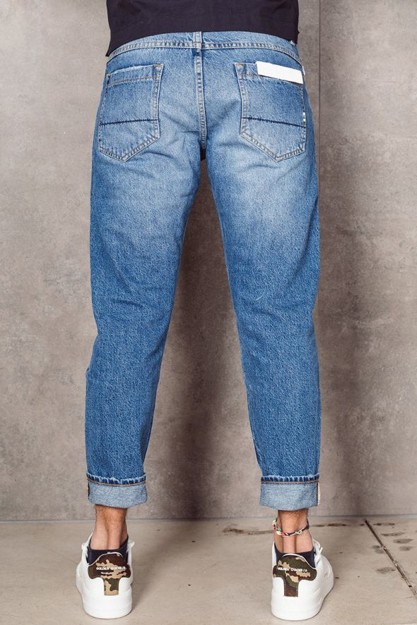 2MEN Jeans FARRAN denim medio