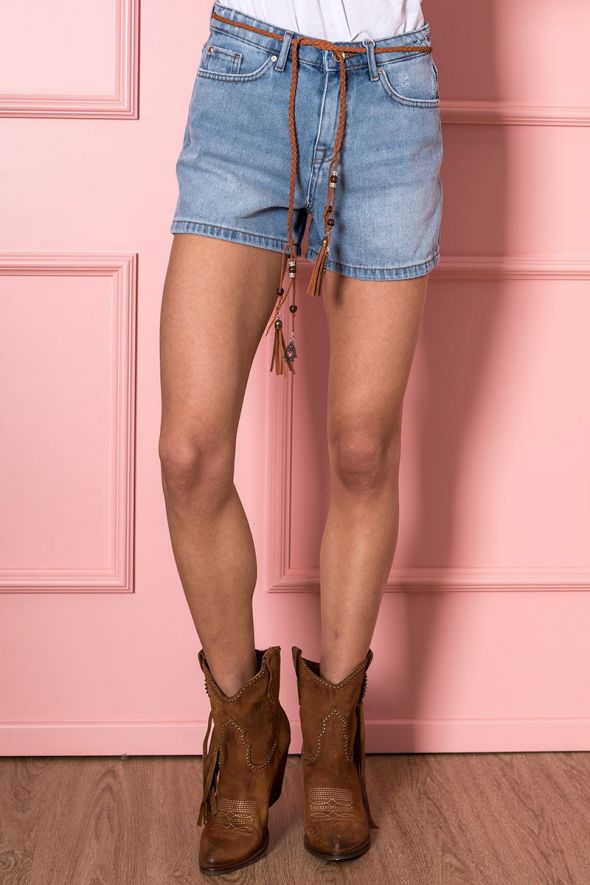 ONLY Shorts in denim ONLKELLY HW